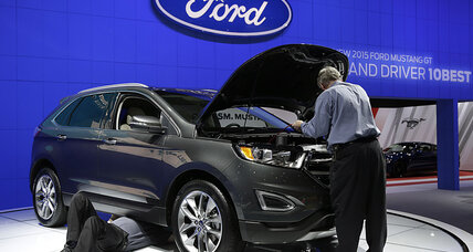 Ford will focus on self-driving cars at new Silicon Valley research center