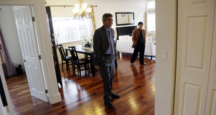 Existing home sales rebound, but first-time buyers face obstacles