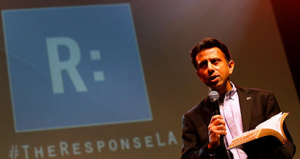 Bobby Jindal headlines prayer rally