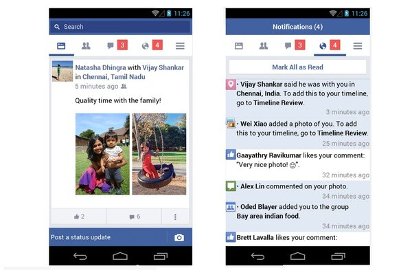 Facebook lite brings social networking to areas with spotty data facebook lite uses fewer network resources than the main facebook app for android making the social network usable with spotty data networks stopboris Images