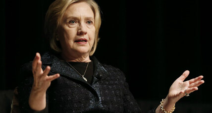 Will Hillary Clinton run for the Democratic nomination unopposed?