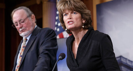 Murkowski's primal scream on ANWR points to Alaska's precarious balance