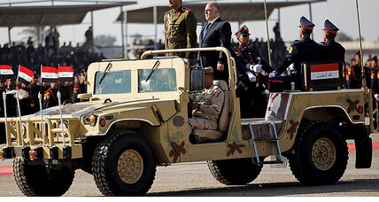 Can Iraq hold together? How the new Shiite premier is doing. (+video)