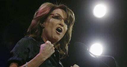 Is Sarah Palin getting in the way of Republican 2016 candidates?