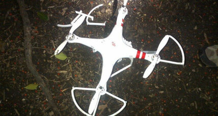 Small drone crashes on White House lawn: a few unanswered questions