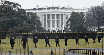 Recreational drone crash: New vulnerability for White House?