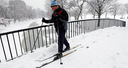 Blizzard bears down on East Coast. But is this one really different? (+video)