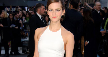 Emma Watson announces she will play princess Belle in 'Beauty and The Beast'