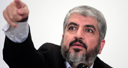 In Hamas leader's exit from Qatar, signs of growing Saudi-Egyptian influence
