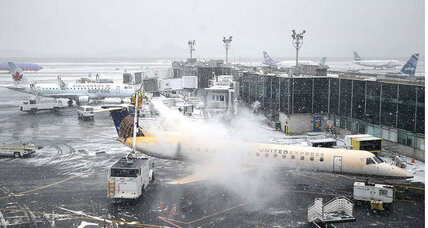 Blizzard 2015: What to do if your flight is cancelled