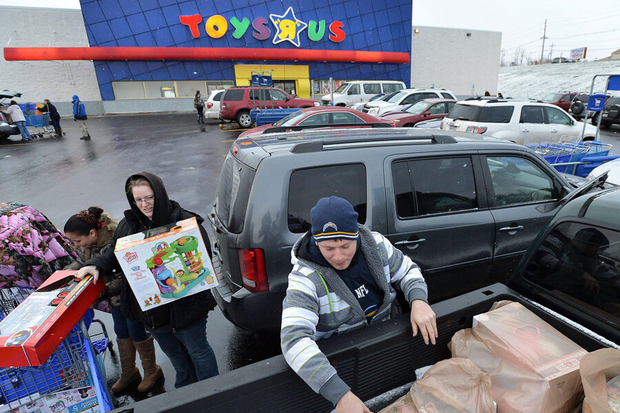 Toys R Us Will Let You Trade In Your Old Baby Gear For A Discount