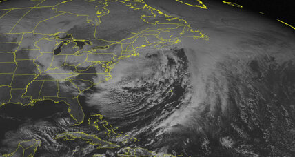 Nor'easter forecast: It's all about location, location, location (+video)