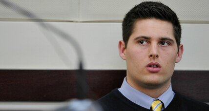 Guilty: Two Vanderbilt football players will face jail in rape conviction