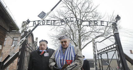 Never again: The Auschwitz 'warning to humanity' turns 70