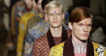 Selfridges goes gender neutral: Rise of androgynous clothing?