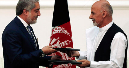 After vote, Afghanistan still can't form working government. Why?