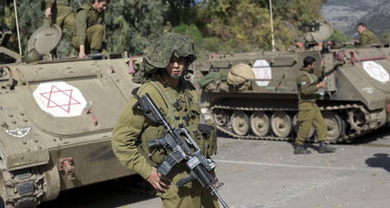 Briefing: Could an Israel and Hezbollah face-off bring war? (+video)