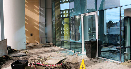Islamic State loyalists claim responsibility for Libya hotel attack
