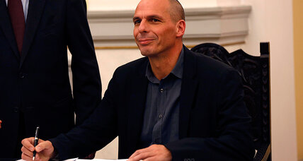 Greece 'not going gently into the night,' says new finance minister