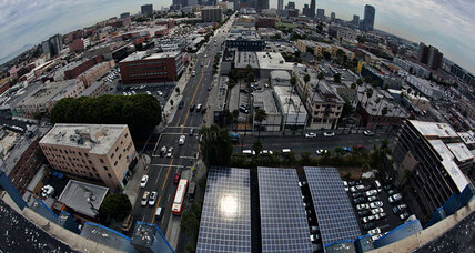 Solar parking lots sound like a great idea. Why aren't they catching on?