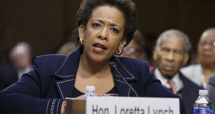 Loretta Lynch, attorney general nominee, fields GOP senators' barbed questions