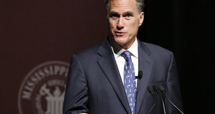 Romney says 'The rich are fine.' Why this time he's focusing on middle class
