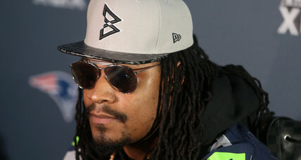 Marshawn Lynch will 'get fined' all the way to the bank (+video)