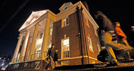UVA women advised to avoid frat weekend. Appropriate?