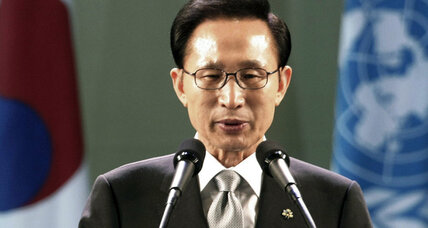 Former S. Korea leader: North demanded $10 billion for talks