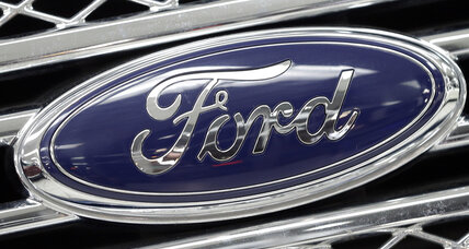 Ford earnings fall, but Wall Street is still pleased