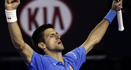 Djokovic beats Wawrinka, will face Murray in Australian Open final