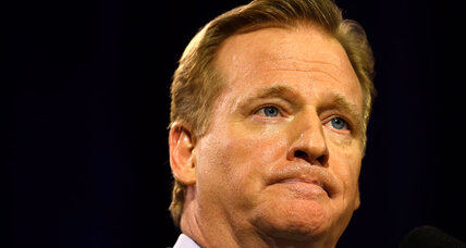 In state of the NFL address, Roger Goodell reflects on self (+video)