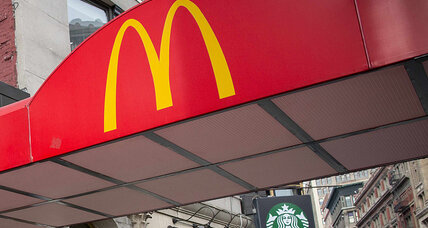 McDonald's new leadership searches for menu hits
