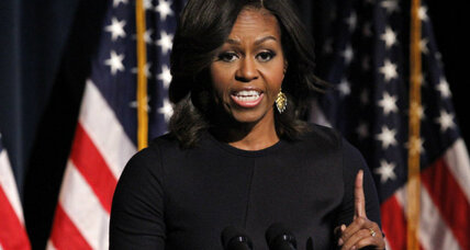 Why Michelle Obama praises 'American Sniper' (+video)