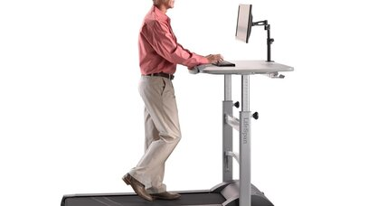 Learning to walk again: My month spent on a treadmill desk