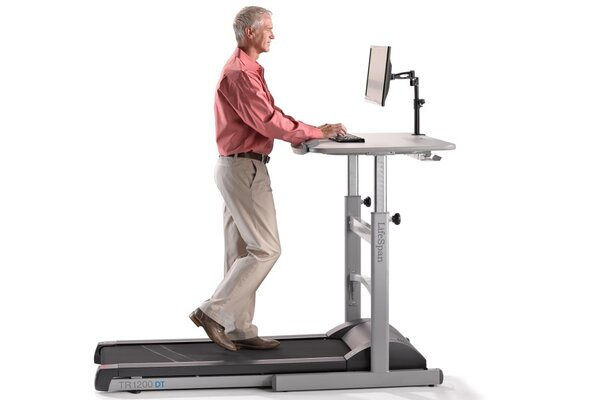 Learning To Walk Again My Month Spent On A Treadmill Desk