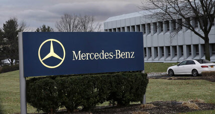 Mercedes-Benz confirms: It's moving US headquarters to Atlanta