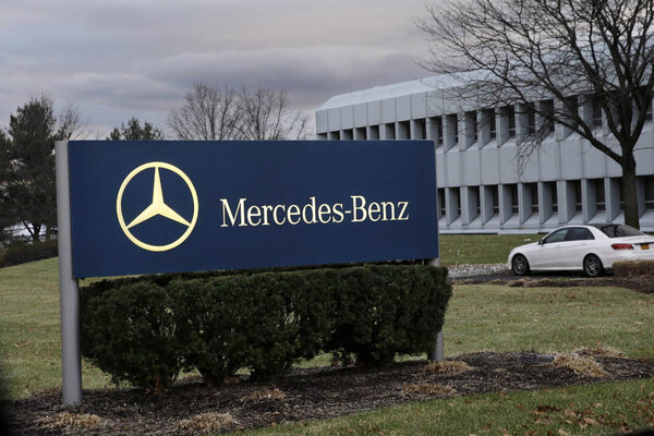 Mercedes benz confirms it 39 s moving us headquarters to for Mercedes benz north america headquarters
