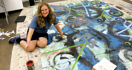 A new opportunity for artists with disabilities
