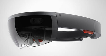 Are Microsoft's HoloLens glasses cool or not?