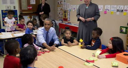 How Obama would cut childcare costs