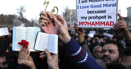 Readers Write: The economy isn't rosy yet, and Islam is a religion of peace not war