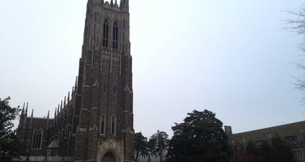 Duke 'Call to Prayer' no more: Why the university reversed itself
