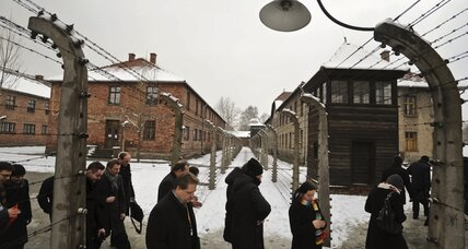 The 70th anniversary of Auschwitz: How one woman survived three Nazi death camps