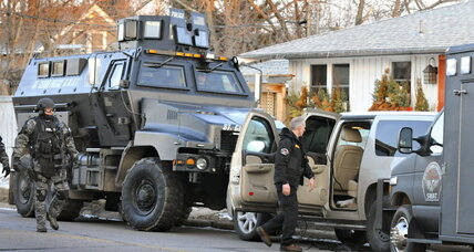 Tennessee bill would cut off police access to military equipment