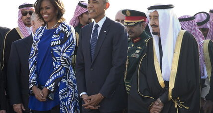 Michelle Obama goes without a headscarf in Saudi Arabia. Big deal?