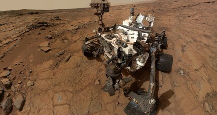 Fossils on Mars? Geologist unearths intriguing hypothesis.