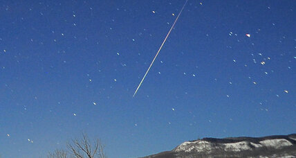 First meteor shower of 2015 peaks Saturday night