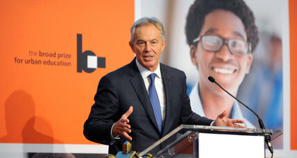 Could Tony Blair face charges for war crimes?