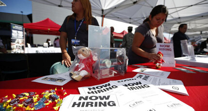 Unemployment down to 5.6 percent: Is 'full employment' finally getting close? (+video)